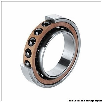 TIMKEN 61908-ZZ  Single Row Ball Bearings