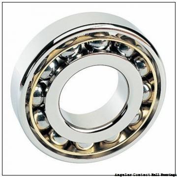 6.5 Inch | 165.1 Millimeter x 7.25 Inch | 184.15 Millimeter x 0.375 Inch | 9.525 Millimeter  CONSOLIDATED BEARING KC-65 ARO  Angular Contact Ball Bearings