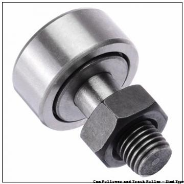 IKO CR36VBR  Cam Follower and Track Roller - Stud Type