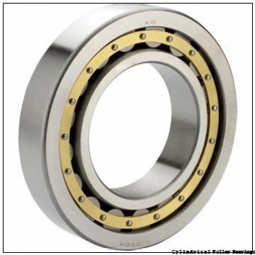 90 mm x 190 mm x 43 mm  FAG NUP318-E-TVP2  Cylindrical Roller Bearings