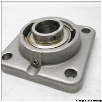 QM INDUSTRIES TAFB15K065SM  Flange Block Bearings