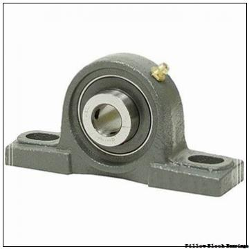 3.346 Inch | 85 Millimeter x 4.03 Inch | 102.362 Millimeter x 3.74 Inch | 95 Millimeter  QM INDUSTRIES QMPF18J085SO  Pillow Block Bearings