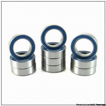 3.74 Inch | 95 Millimeter x 6.693 Inch | 170 Millimeter x 5.039 Inch | 128 Millimeter  TIMKEN 2MM219WI QUM  Precision Ball Bearings