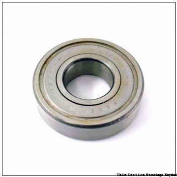 85 mm x 180 mm x 41 mm  TIMKEN 317K  Single Row Ball Bearings