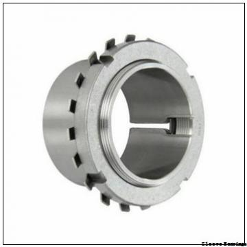 ISOSTATIC FM-306-6  Sleeve Bearings