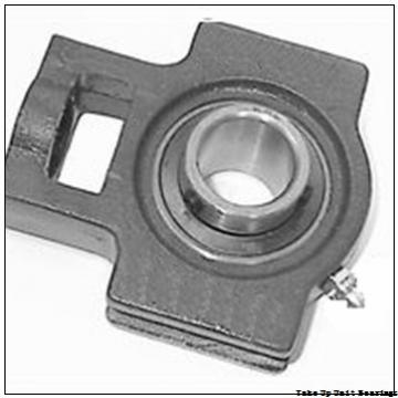 QM INDUSTRIES QMTU13J208SN  Take Up Unit Bearings