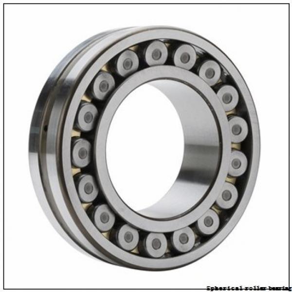 10.236 Inch | 260 Millimeter x 14.173 Inch | 360 Millimeter x 2.953 Inch | 75 Millimeter  NACHI 23952EW33  Spherical Roller Bearings #2 image