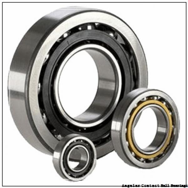 0.236 Inch | 6 Millimeter x 0.669 Inch | 17 Millimeter x 0.354 Inch | 9 Millimeter  CONSOLIDATED BEARING 30/6-2RS  Angular Contact Ball Bearings #3 image