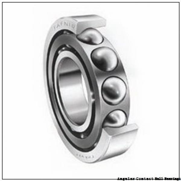 10 Inch | 254 Millimeter x 10.75 Inch | 273.05 Millimeter x 0.375 Inch | 9.525 Millimeter  CONSOLIDATED BEARING KC-100 XPO  Angular Contact Ball Bearings #3 image