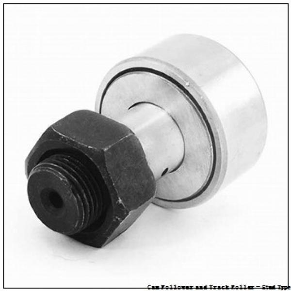 RBC BEARINGS H 56 L  Cam Follower and Track Roller - Stud Type #2 image
