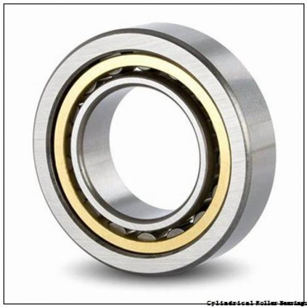 20 mm x 47 mm x 14 mm  FAG NUP204-E-TVP2  Cylindrical Roller Bearings #1 image