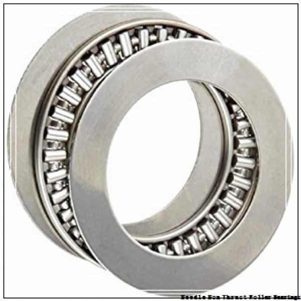 0.984 Inch | 25 Millimeter x 1.378 Inch | 35 Millimeter x 0.669 Inch | 17 Millimeter  IKO RNAF253517  Needle Non Thrust Roller Bearings #1 image