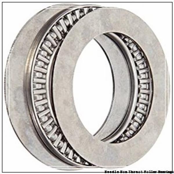 1.181 Inch | 30 Millimeter x 1.654 Inch | 42 Millimeter x 0.669 Inch | 17 Millimeter  IKO RNA4905UU  Needle Non Thrust Roller Bearings #1 image
