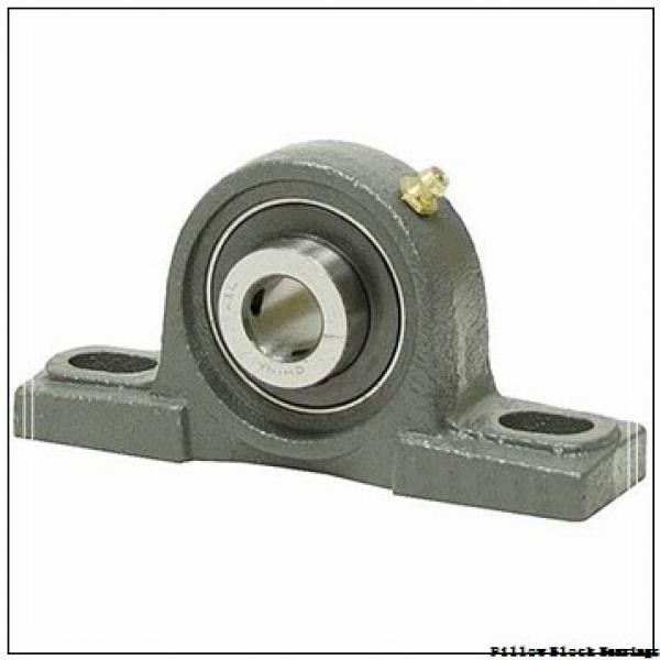 3.346 Inch | 85 Millimeter x 4.63 Inch | 117.602 Millimeter x 4.409 Inch | 112 Millimeter  QM INDUSTRIES QVVPN20V085SEC  Pillow Block Bearings #1 image