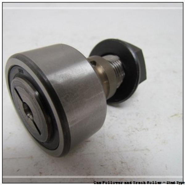 IKO CRH11VBUU  Cam Follower and Track Roller - Stud Type #2 image