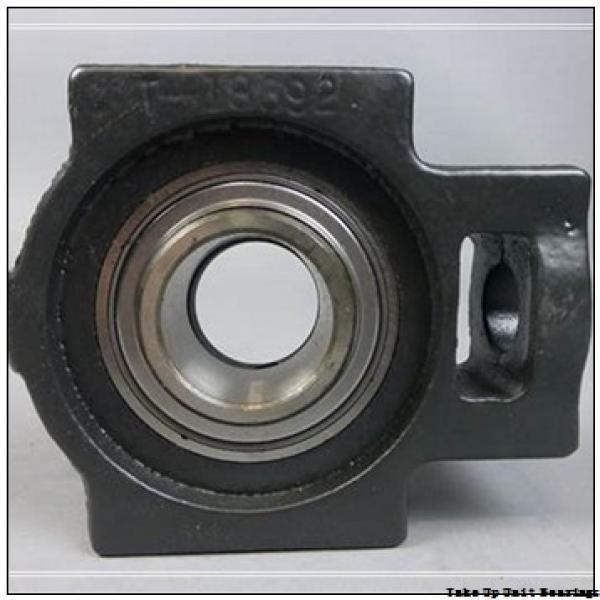 QM INDUSTRIES QVVTU22V312ST  Take Up Unit Bearings #1 image